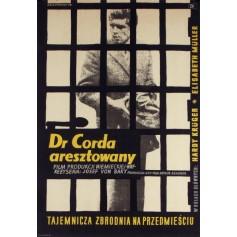 Dr Corda aresztowany