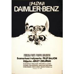 Limuzyna Daimler Benz Filip Bajon