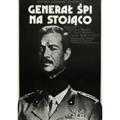 Generał śpi na stojąco