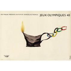 Jeux olympiques 40