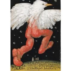 Plakat Bibliotheque Bernhein