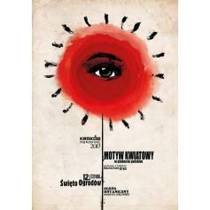 Motyw kwiatowy w plakacie polskim Wystawa z okazji święta ogrodów