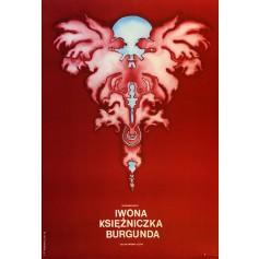 Iwona, księżniczka Burgunda Witold Gombrowicz