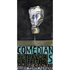 Comedians and Trevor Griffiths Music Cente