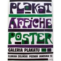 Plakat Affiche Poster
