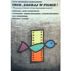 Ingo, zagraj w filmie Adolf Bergunker