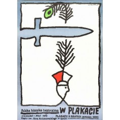 Polska klasyka teatralna w plakacie