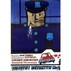 Samotny Detektyw McQ