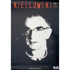 Krzysztof Kieślowski czarny