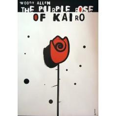 Purpurowa róża z Kairu Woody Allen