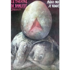 La Theatre de Banlieue Bruxelles - Agui no se rinde