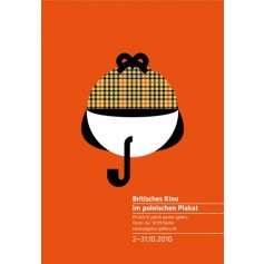 Brytyjskie kino w polskim plakacie