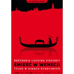 Śmierć w Wenecji Luchino Visconti