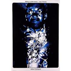 John Coltrane - wielcy ludzie jazzu
