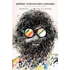 Peinture contemporaine polonaise Paris