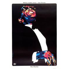 Ray Charles - wielcy ludzie jazzu