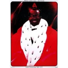 Louis Armstrong Wielcy Ludzie Jazzu