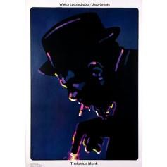 Thelonius Monk Wielcy Ludzie Jazzu
