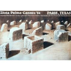 Paryż, Texas Wim Wenders