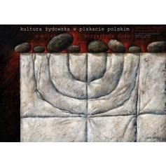 Kultura żydowska w plakacie polskim